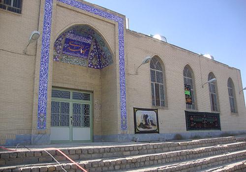 مسجد المهدی شهر لایبید