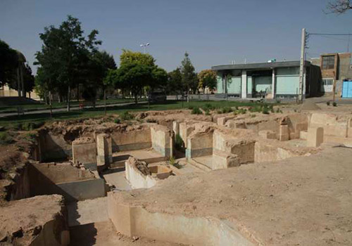 حمام تاریخی شهر لایبید