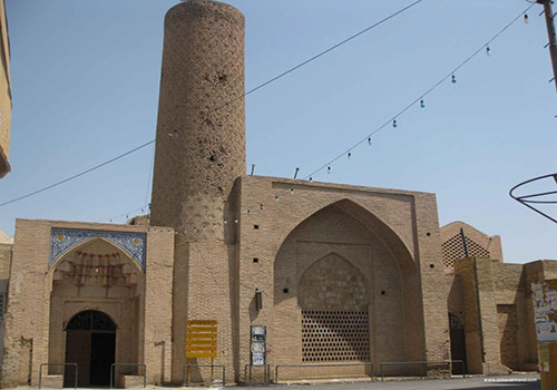 قلعه بلند شهر لایبید